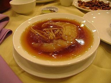 No More Shark Fin Soup at CCP Banquets