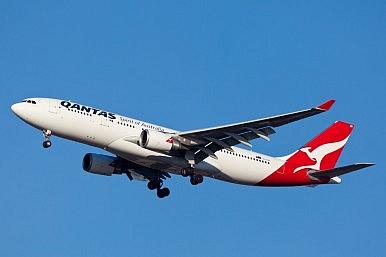 Qantas in Trouble