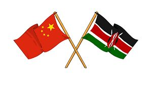 China and Kenya Expand Cooperation With Railroad Project