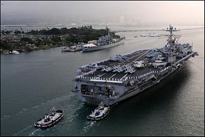 Twilight of the Aircraft Carrier?