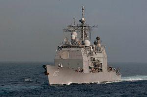 USS Cowpens Incident Reveals Strategic Mistrust Between U.S. and China