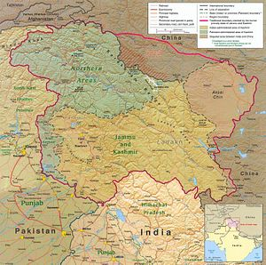 Kashmir and the Question of Article 370