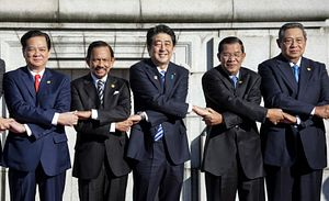 Japan Doubles Down on ASEAN