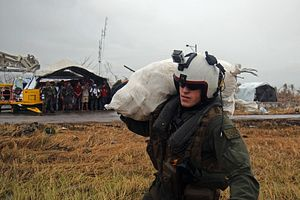The U.S. Humanitarian Presence in Southeast Asia