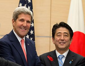 Japan and the United States Renew Commitments to Maritime Security