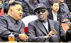 Rodman Headed for Pyongyang Despite Political Turmoil