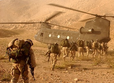 It's Official: 8,400 US Troops Will Remain in Afghanistan Beyond 2016