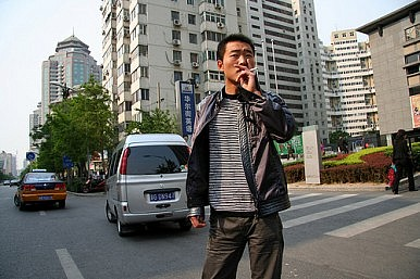 China Mulls Nationwide Public Smoking Ban