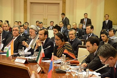 India's 'Connect Central Asia Policy'