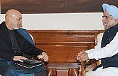 Hamid Karzai Asks India For Defense Assistance