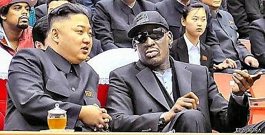 Rodman Headed for Pyongyang Despite Political Turmoil