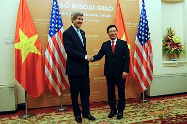 Vietnam, the US, and China: A Love Triangle?