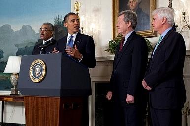 Obama to Nominate Max Baucus as US China Ambassador