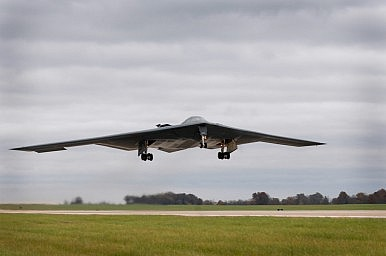 Nuclear Bombers in an A2/AD World