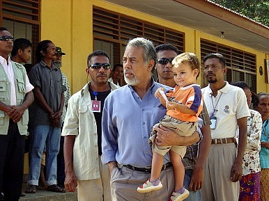 Timor-Leste: 