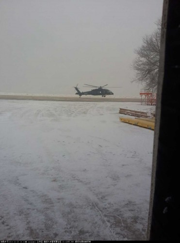 Did China Just Clone a Black Hawk Helicopter?