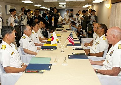 China and the US-Japan alliance in the East China Sea Dispute