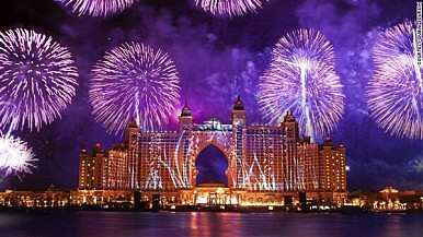 "New Year's Eve: Dubai Will Attempt ""Largest Fireworks Display"" World Record"