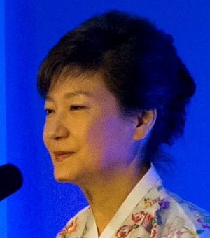 Park Geun-Hye's Troubled Year
