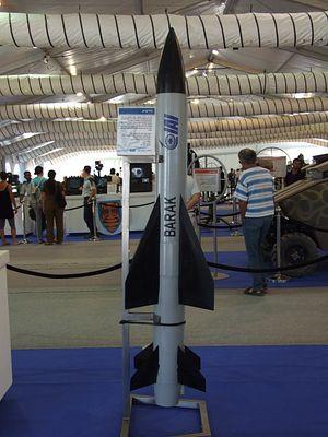 India to Procure Israeli Barak-I Missiles
