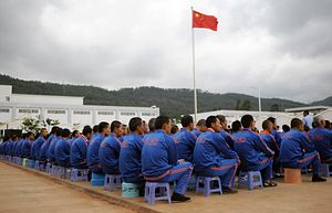 China to Abolish Re-Education Through Labor