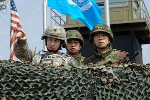 US To Deploy More Troops To South Korea