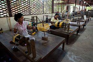 Striking a Balance in Cambodia