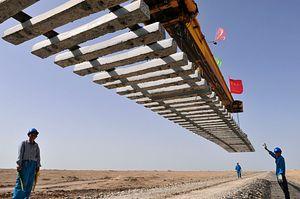 China's Westward Strategy