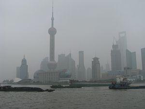 Shanghai, Beijing Tackle Air Pollution