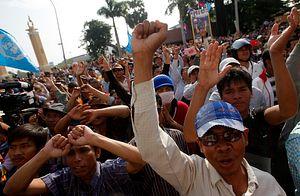 Cambodia's People Power