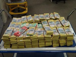 Australian Police Seize $510 Million in Drugs, Cash and Assets in Money Laundering Sting