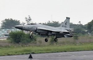 Is This Country the Sino-Pak JF-17 Fighter's First Customer?