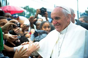 Pope Francis' China Challenge