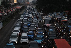 Jakarta's Troubled Infrastructure