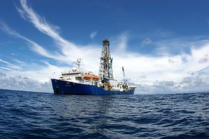 International Ocean Drilling Expedition Heads For South China Sea