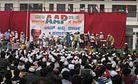 Does an Upset Await the BJP?