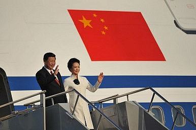 China's Xi To Make First Middle East Trip