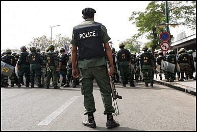 Cambodia Police Open Fire on Factory Protesters