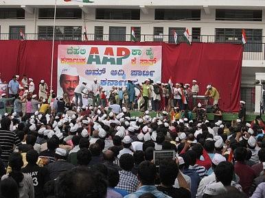 AAP: Activism Becomes Authority in Delhi
