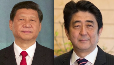 Shinzo Abe and Xi Jinping: Birds of a Feather?