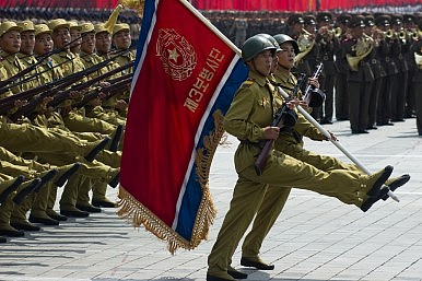 North Korea's Top 5 Threats of 2013