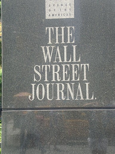 Chinese Millionaire Wants to Turn Wall Street Journal Into People's Daily