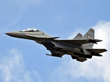 India's Air Force Mulls Arming Su-30MKI Fleet With I-Derby Extended Range Missiles