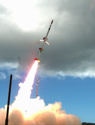 China Tests Hypersonic Missile Vehicle