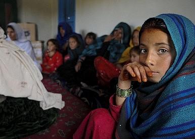 Violence Against Women in Afghanistan Peaked in 2013