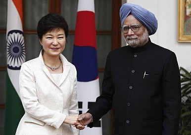 South Korea Calling India