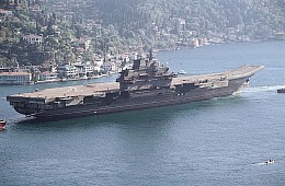 China's Building Second Aircraft Carrier