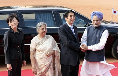 India-Japan Ties Strengthen