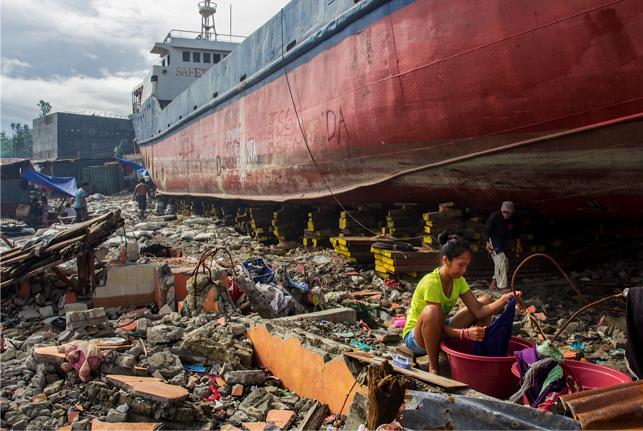 Philippines: Typhoon Haiyan Aftermath Part I
