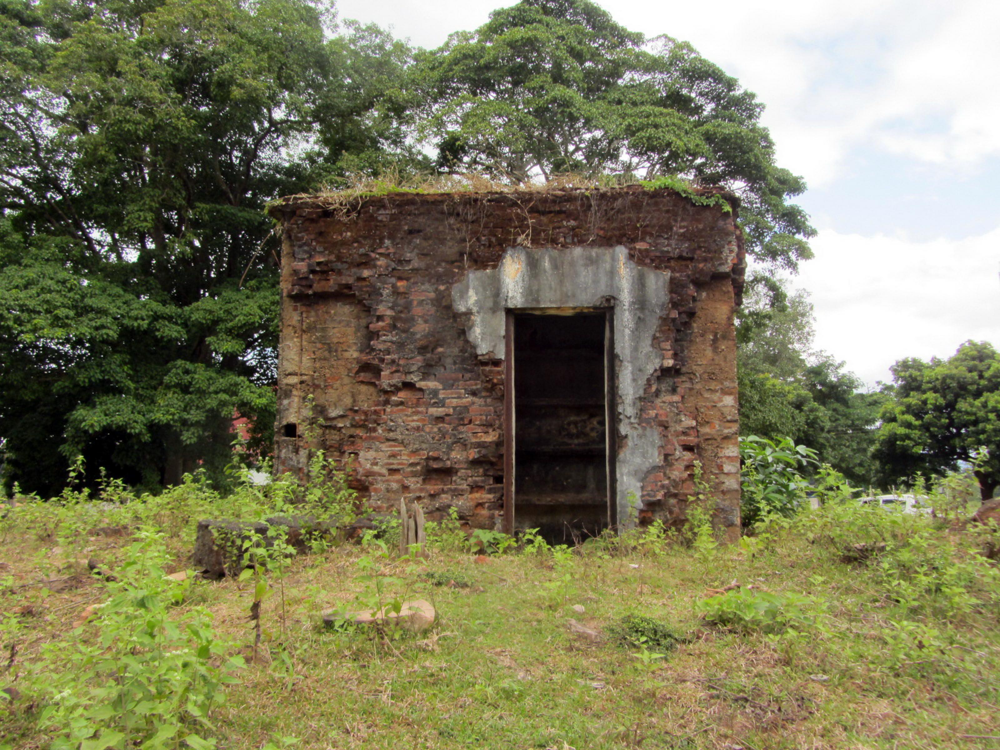 Remnants of the Secret War in Laos